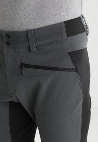 Haglöfs - RUGGED FLEX PANT MEN - Outdoor-Hose - magnetite/true black - 3