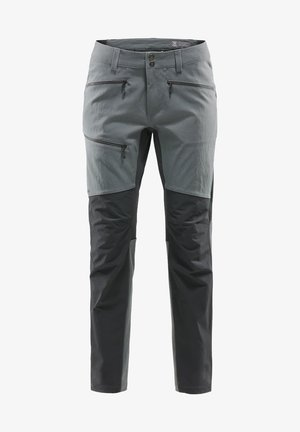 RUGGED FLEX PANT MEN - Outdoor trousers - gray