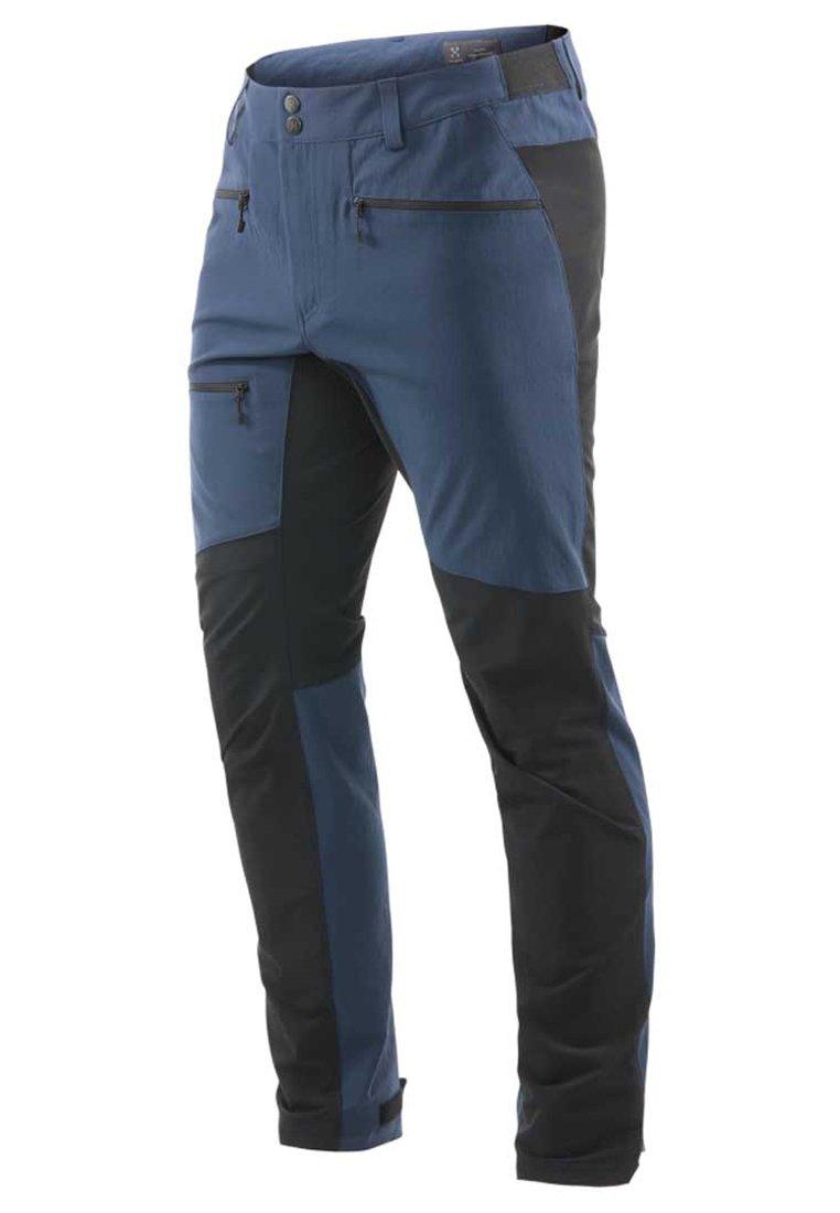 Haglöfs Outdoor MenPantaloni Blue Flex Pant Rugged true Black Tarn OkXiuZP