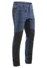 Haglöfs - RUGGED FLEX PANT MEN - Outdoorové kalhoty - tarn blue/true black - 3