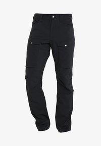 Haglöfs - MID FJORD PANT MEN - Outdoor trousers - true black - 4