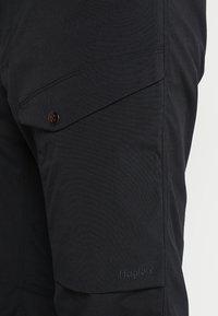 Haglöfs - MID FJORD PANT MEN - Outdoor trousers - true black - 3