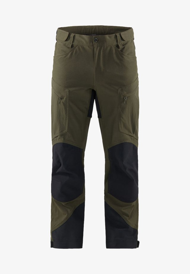 Outdoor trousers - green