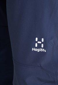 Haglöfs - MORÄN PANT MEN - Broek - tarn blue - 5