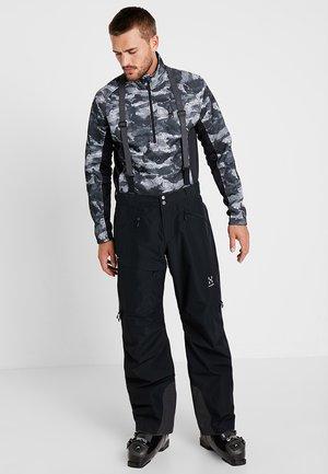 LINE PANT MEN - Snow pants - true black