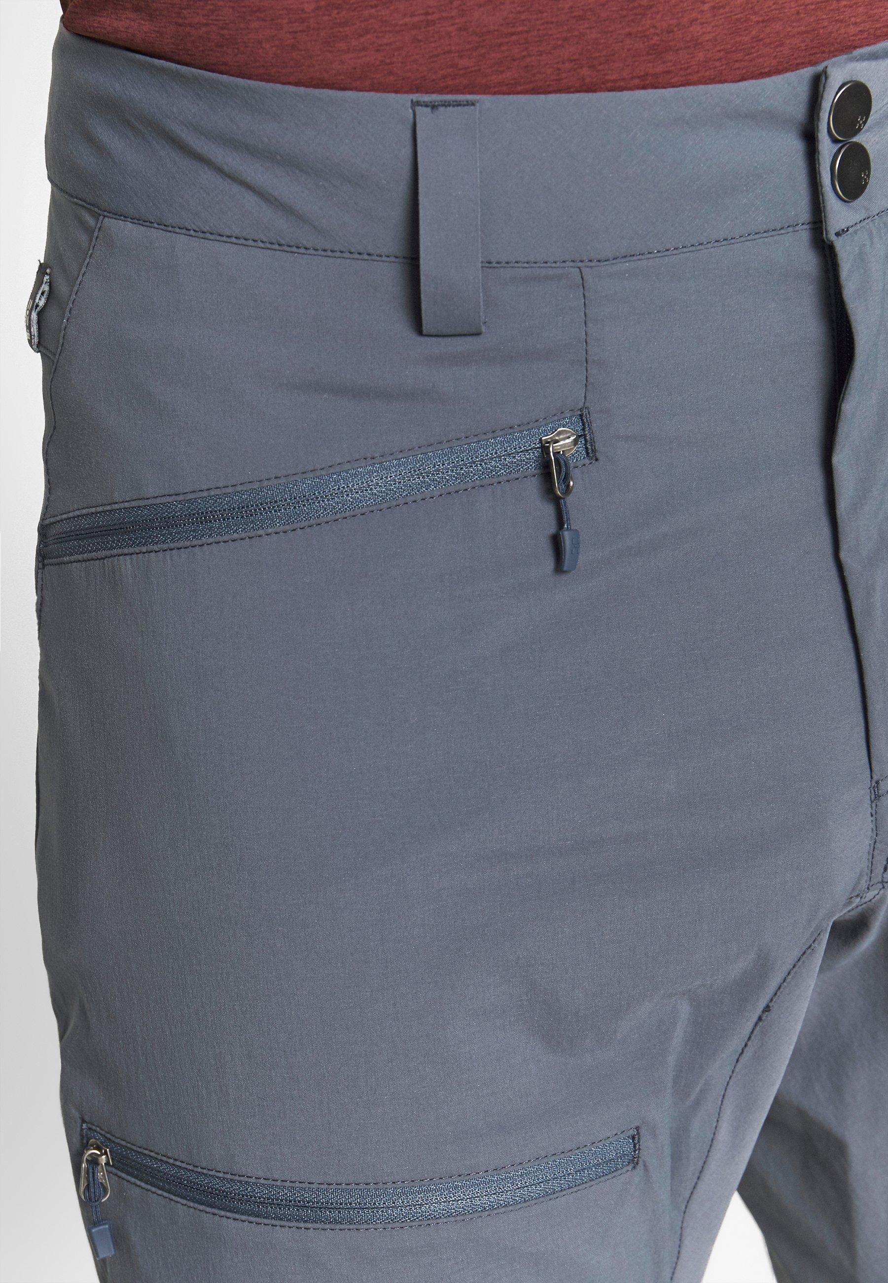 Haglöfs LITE FLEX PANT MEN - Friluftsbyxor - dense blue