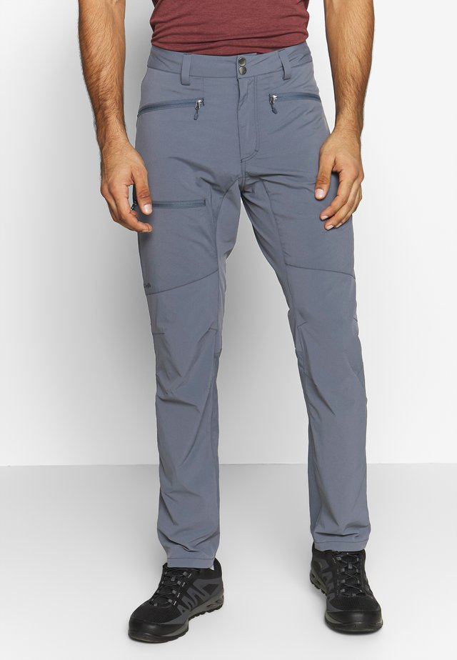LITE FLEX PANT MEN - Ulkohousut - dense blue