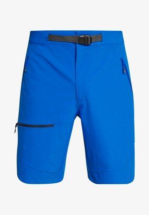LIZARD MEN - Korte sportsbukser - storm blue