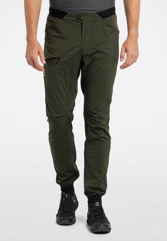 Trousers - deep woods