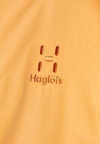 Haglöfs - ESKER - Hardshelljacka - desert yellow - 5