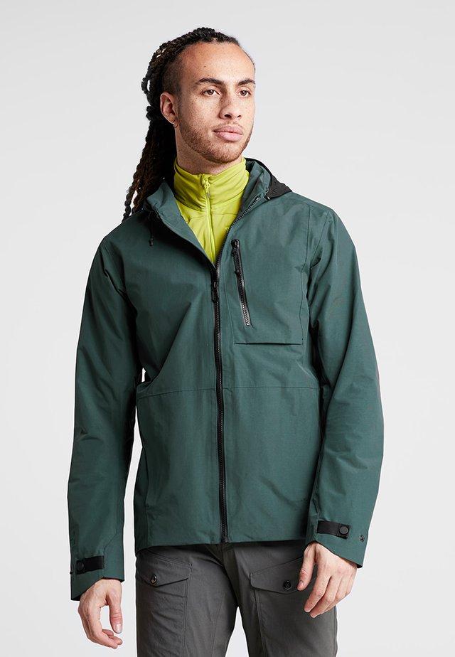 TYNGEN  - Hardshell jacket - mineral