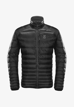 ESSENS JACKET MEN - Piumino - black