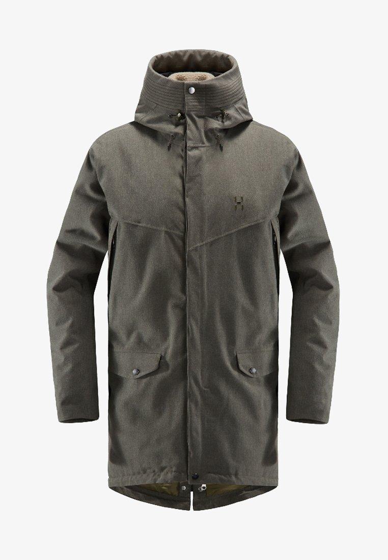 Haglöfs - SILJAN - Winter coat - olive