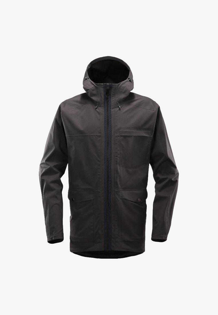 Haglöfs - ECO PROOF - Regenjacke / wasserabweisende Jacke - slate