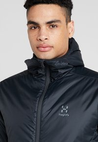 Haglöfs - BARRIER NEO HOOD MEN - Outdoorjacke - slate - 3