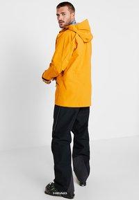 Haglöfs - NENGAL 3L PROOF PARKA MEN - Ski jas - desert yellow/true black - 2