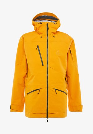NENGAL 3L PROOF PARKA MEN - Veste de ski - desert yellow/true black