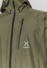Haglöfs - Hardshell-jakke - sage green - 4