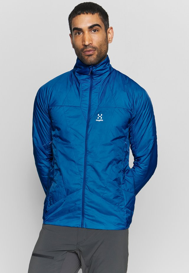 BARRIER JACKET MEN - Outdoorjacka - storm blue