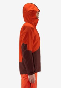 Haglöfs - HAGLÖFS SKIJACKE NENGAL JACKET MEN - Snowboard jacket - orange - 2
