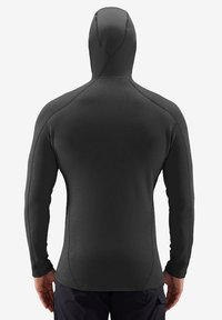 Haglöfs - HERON HOOD MEN - Fleece jacket - slate solid - 1