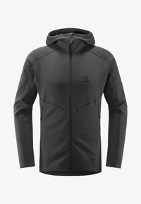 Haglöfs - HERON HOOD MEN - Fleece jacket - slate solid - 3