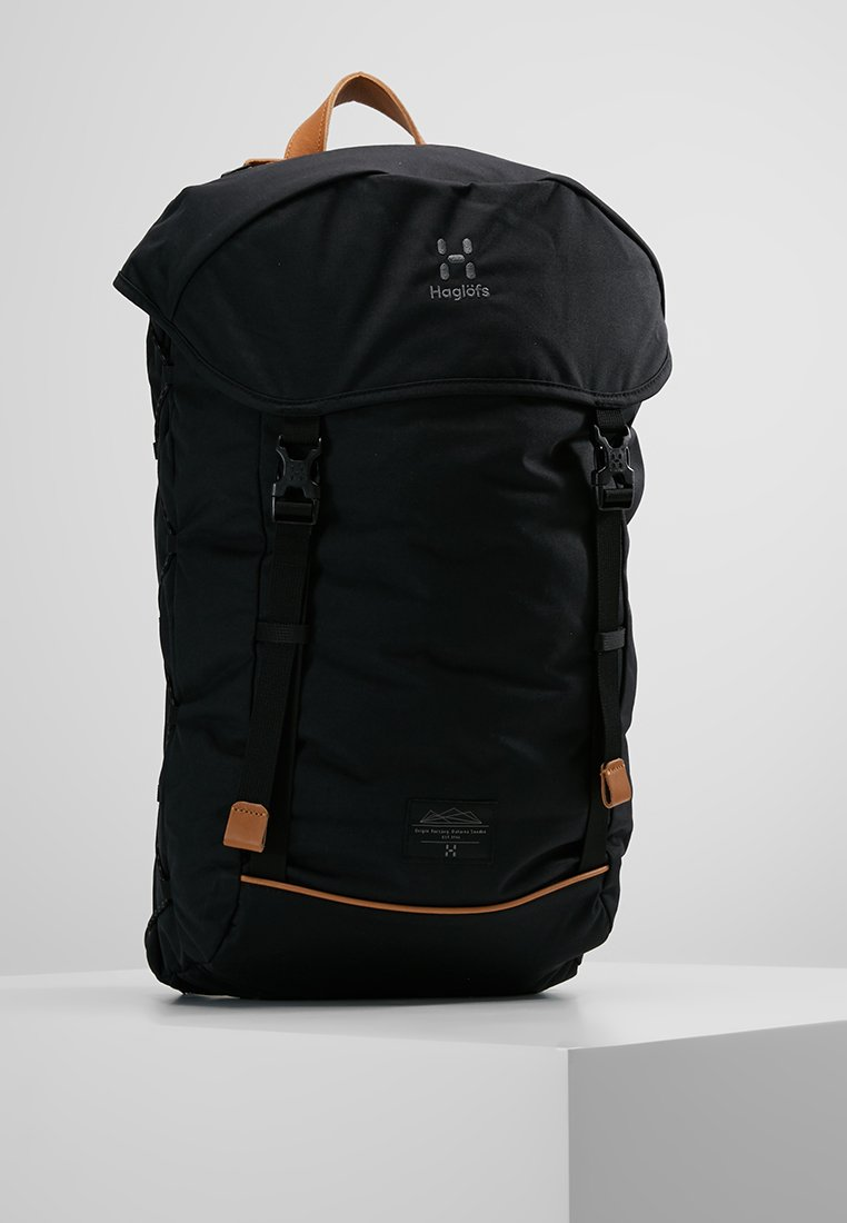 Haglöfs - SHOSHO MEDIUM 26L - Vandrerygsække - true black