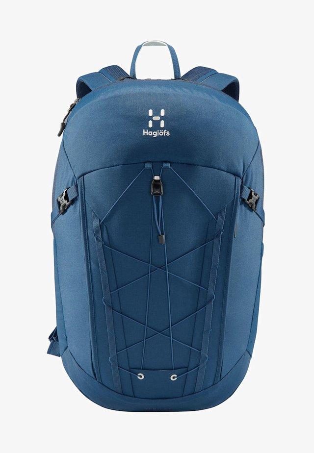 HAGLÖFS WANDERRUCKSACK VIDE LARGE - Backpack - blue ink