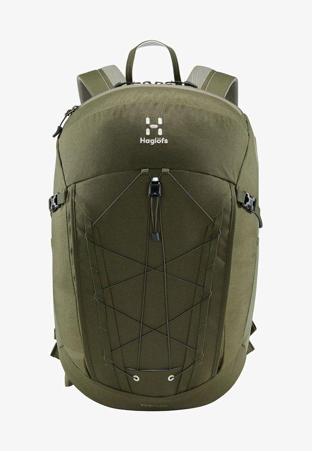 HAGLÖFS WANDERRUCKSACK VIDE LARGE - Backpack - green