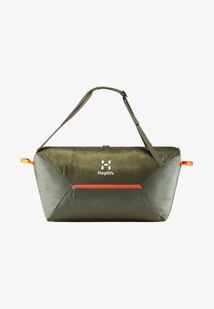 HAGLÖFS SPORTTASCHE TEIDE 60 - Sports bag - deep woods/cayenne