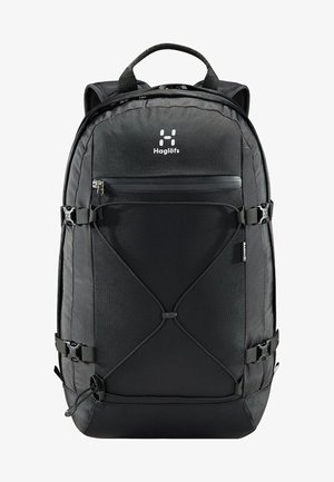 HAGLÖFS WANDERRUCKSACK BACKUP 17 INCH - Hiking rucksack - true black