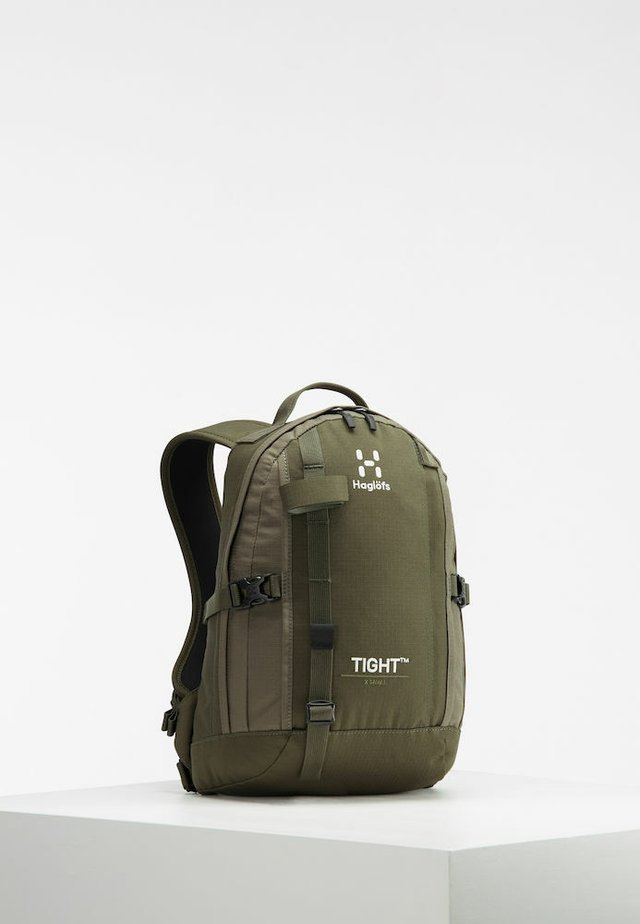 Backpack - deep woods/sage green