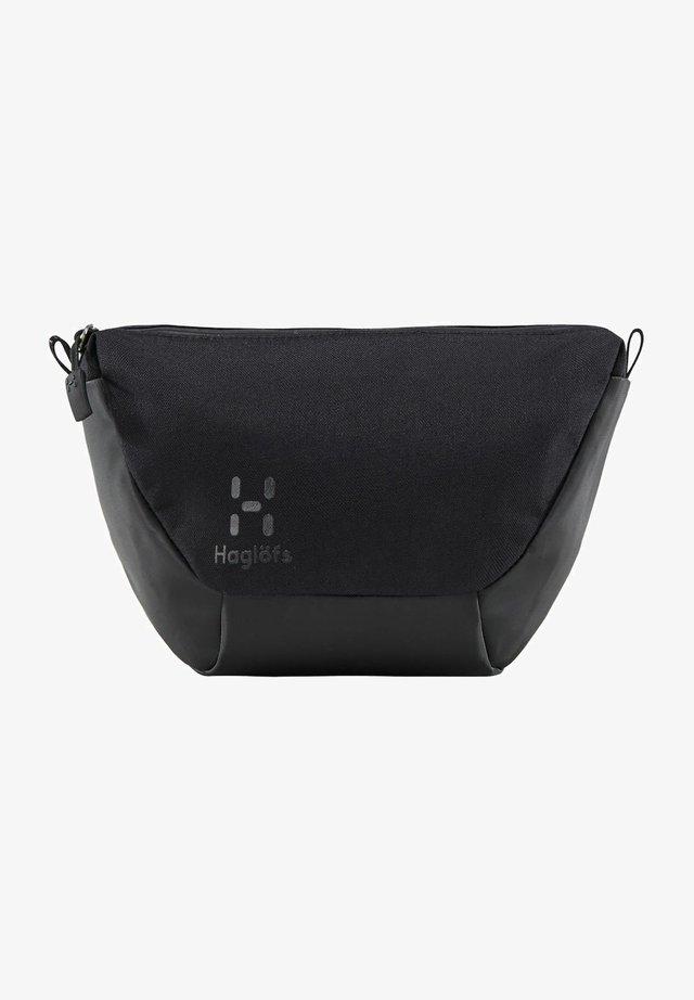 KISEL SMALL - Wash bag - true black