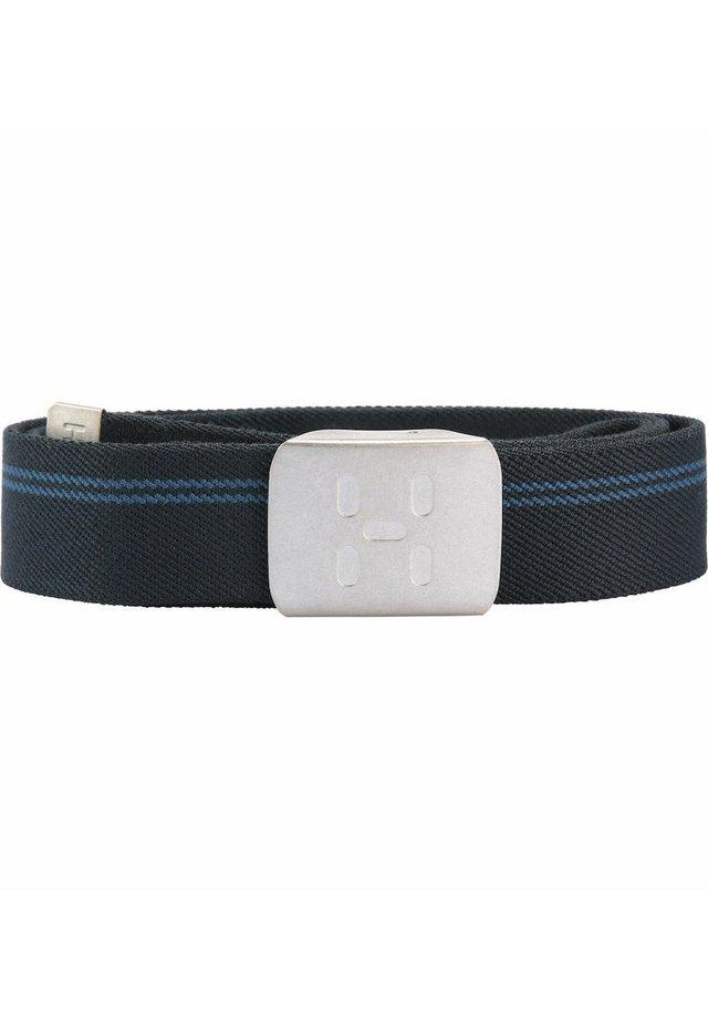 STRETCH WEBBING - Belt - tarn blue