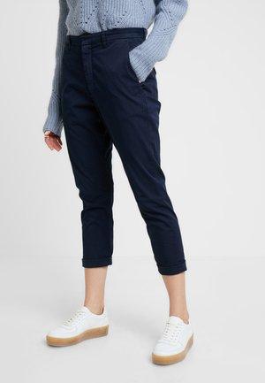 NEWS - Chino kalhoty - dark blue