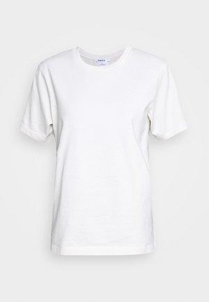 STANDARD TEE - Basic T-shirt - off white