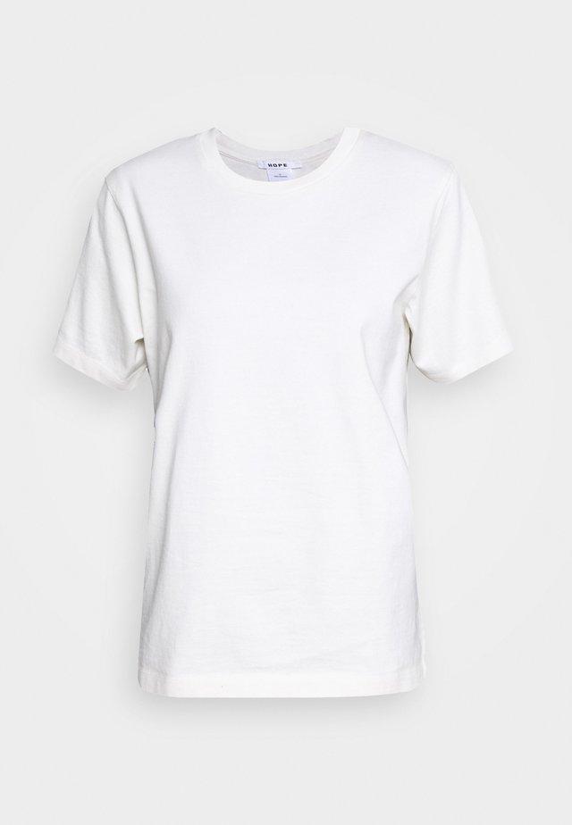 STANDARD TEE - T-shirt basic - off white