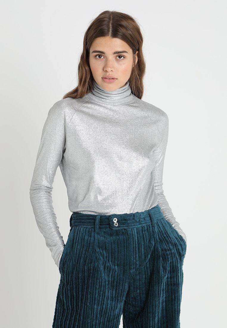 Hope - SMART - Langærmede T-shirts - silver melange