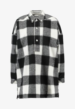 PITCH - Overhemdblouse - offwhite check