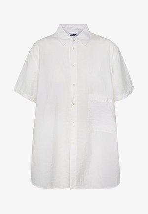 ELMA SHORTSLEEVE - Skjorte - offwhite