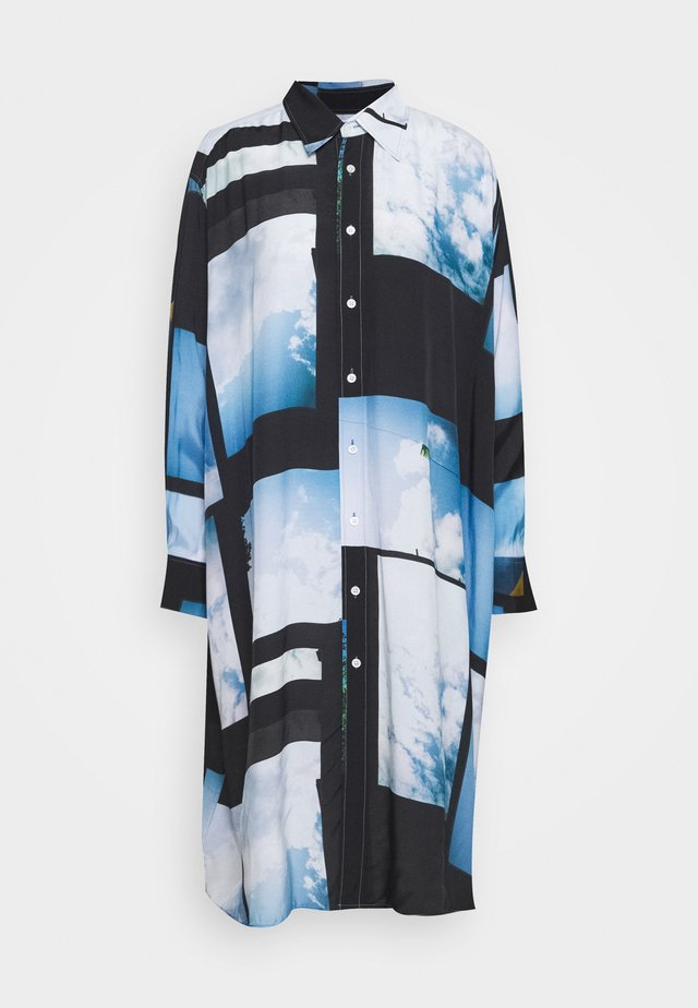 FREE - Button-down blouse - heaven blue