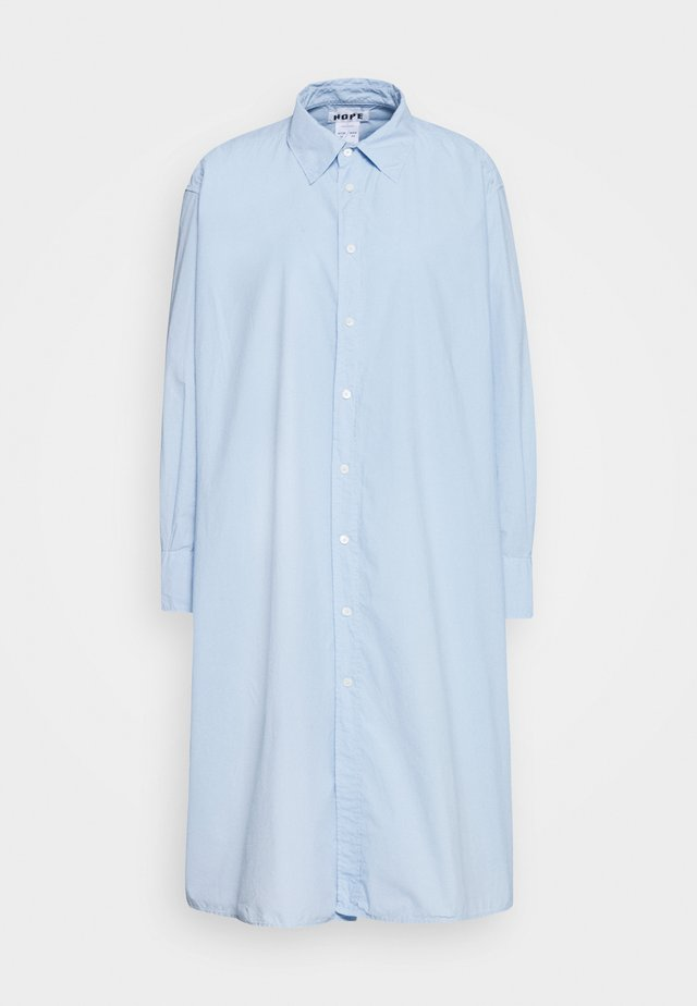 FREE - Button-down blouse - blue