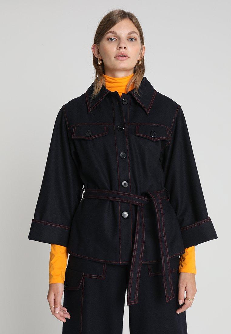 Hope - SAINT JACKET - Summer jacket - dark navy
