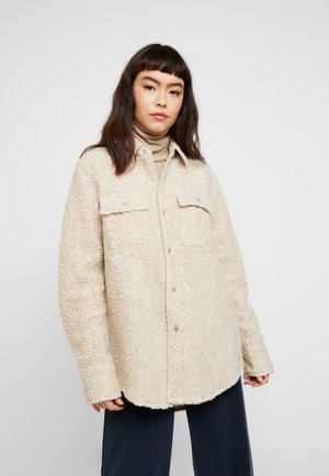 SHELTER - Summer jacket - offwhite
