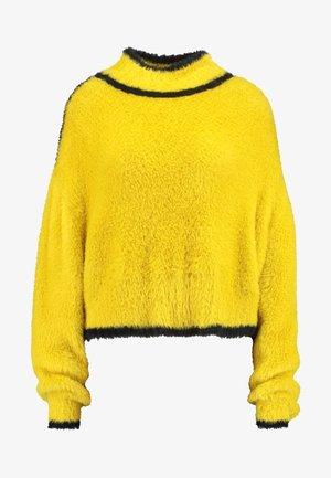 TRUE - Strickpullover - yellow