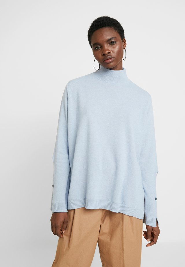 RIO SWEATER - Neule - light blue