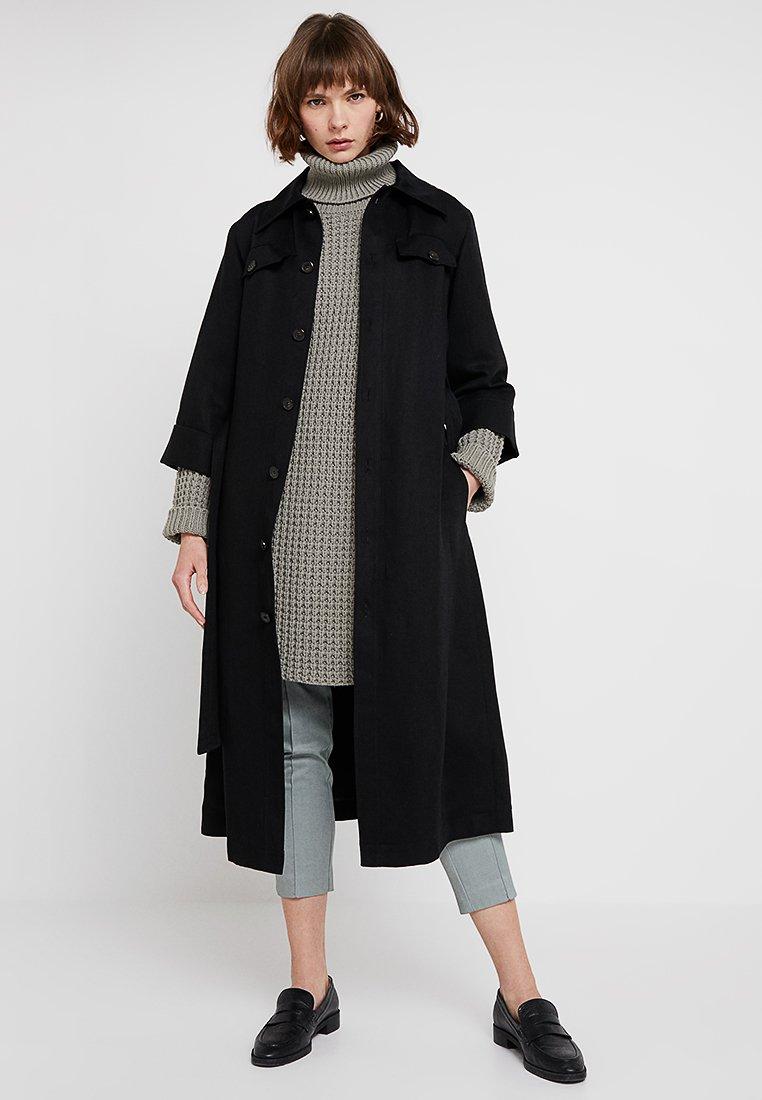 Hope - SAINT COAT - Classic coat - black