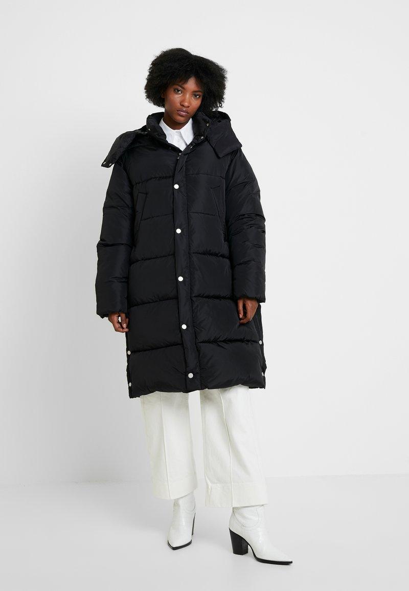 Hope - DUVET COAT - Płaszcz zimowy - black