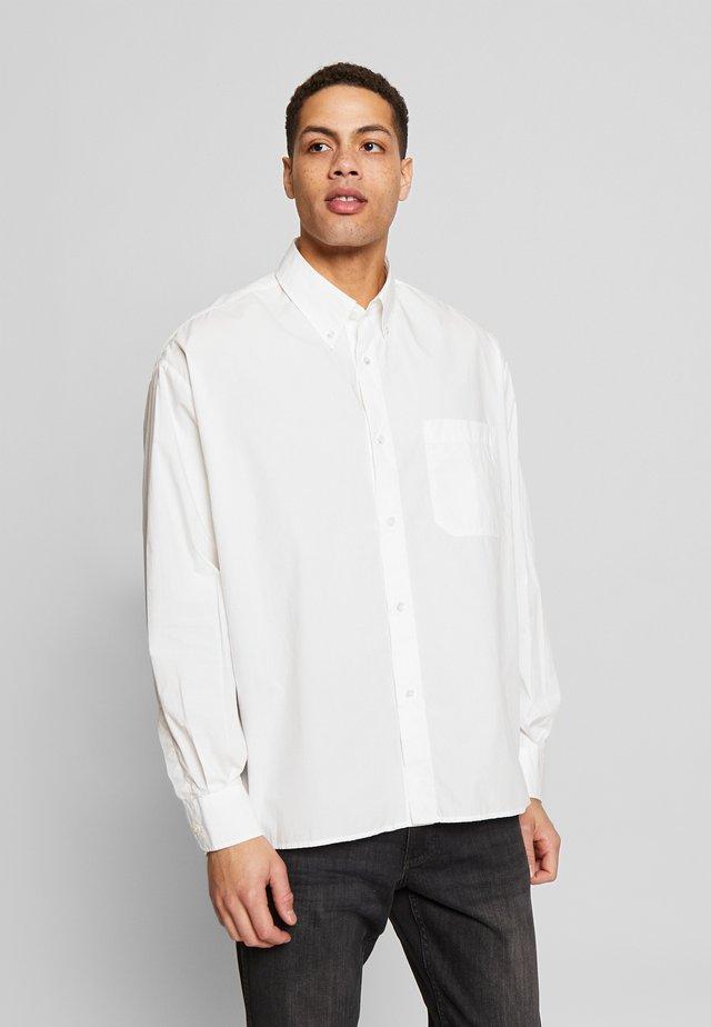 BOX - Shirt - white