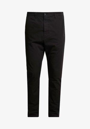 KRIS TROUSER - Trousers - black